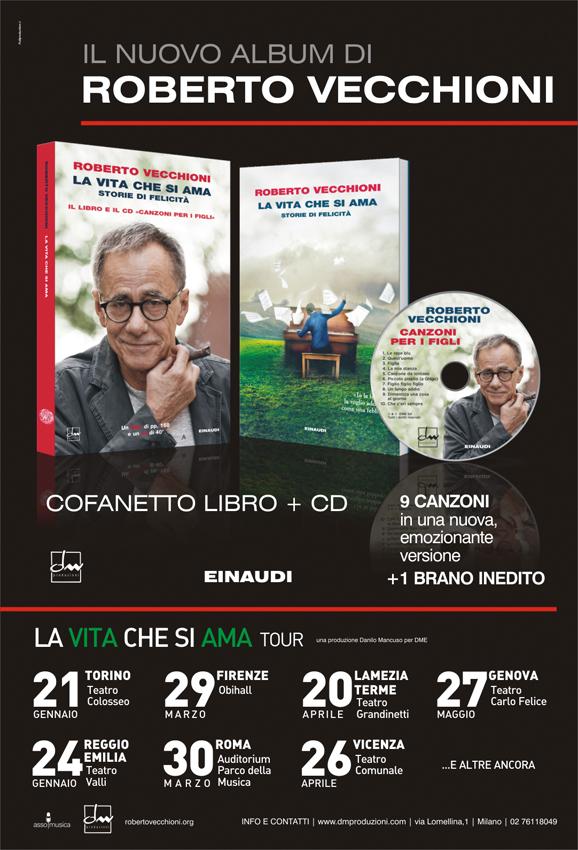 Roberto Vecchioni | Tour 2017