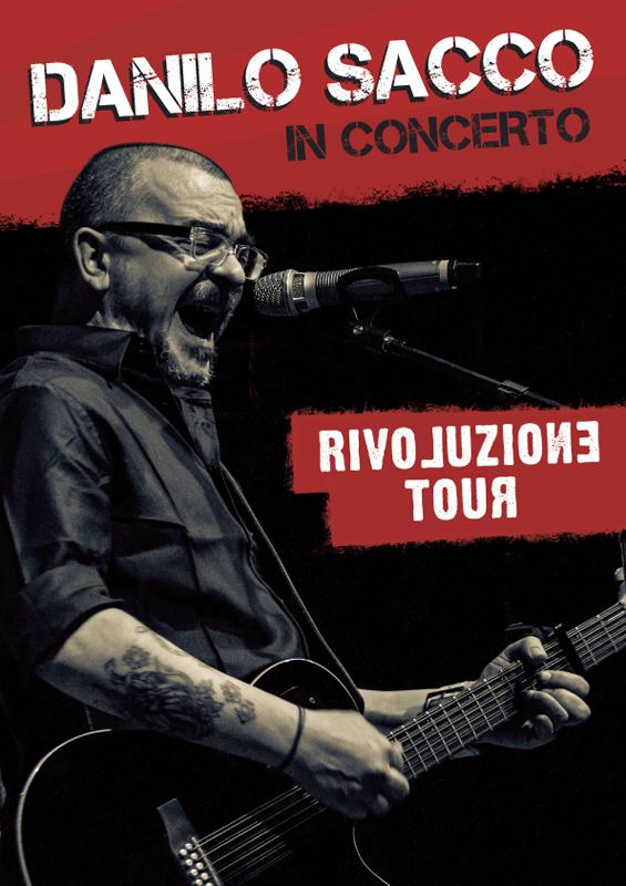 Rivoluzione Tour 2015 | Danilo Sacco