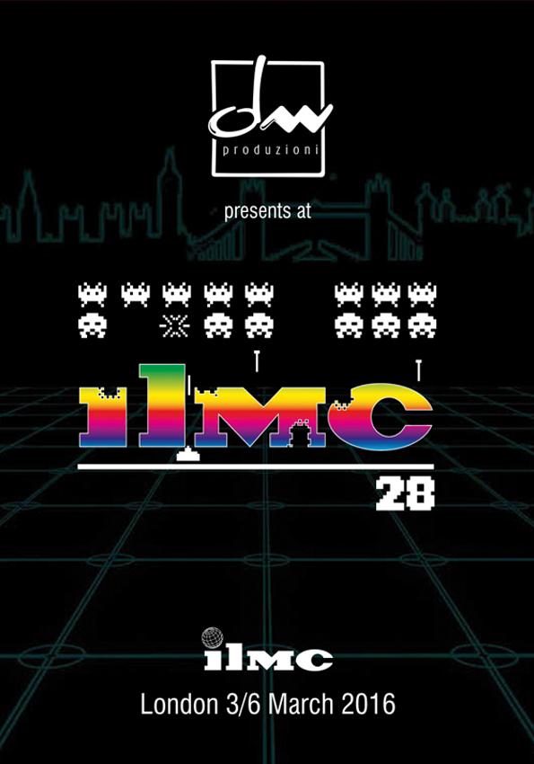 La DM all'ILMC28