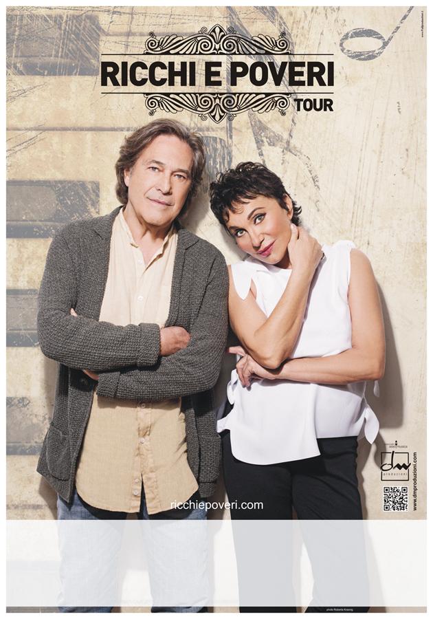 Ricchi e Poveri | Tour 2017