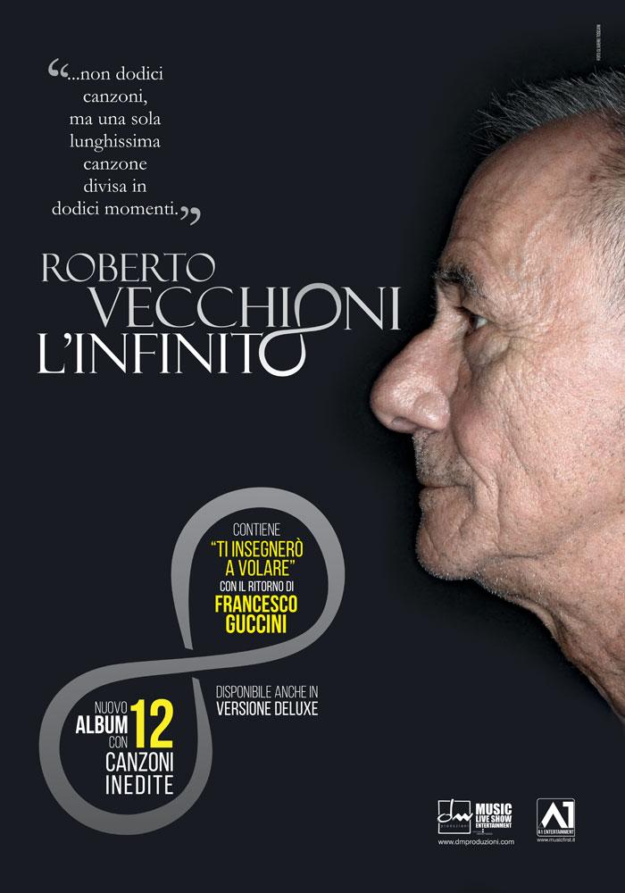 L'Infinito | Il nuovo album di Roberto Vecchioni