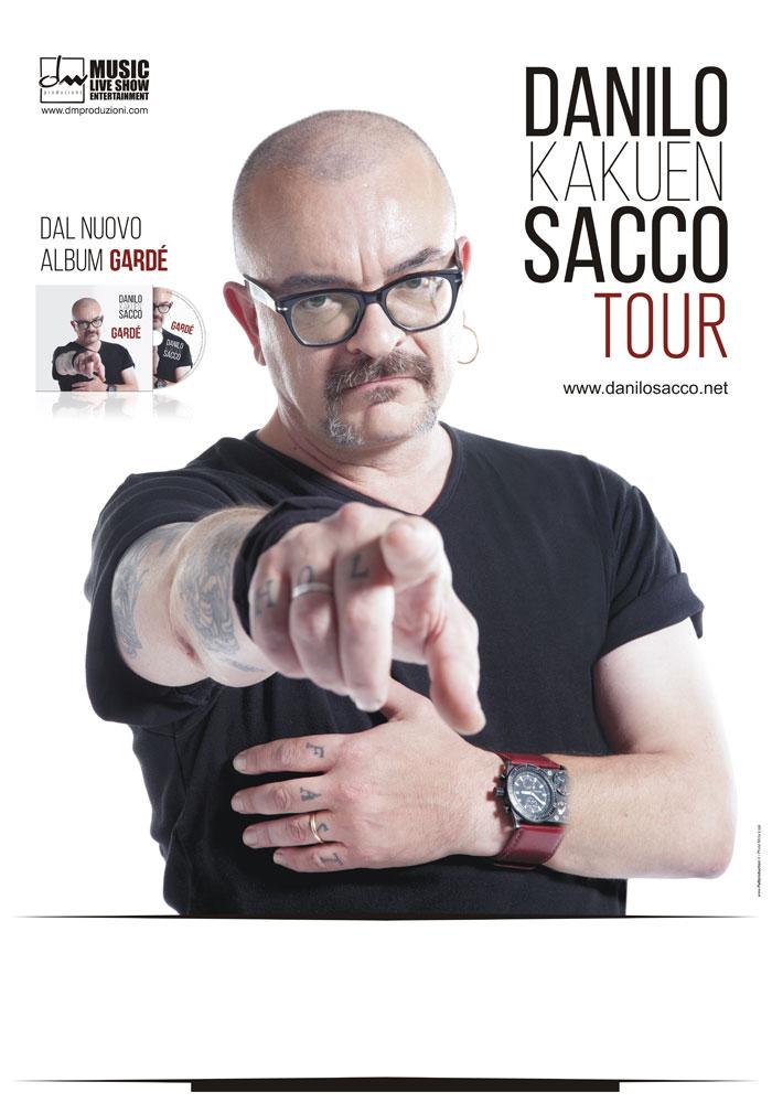 Gardé Tour | Danilo Kakuen Sacco
