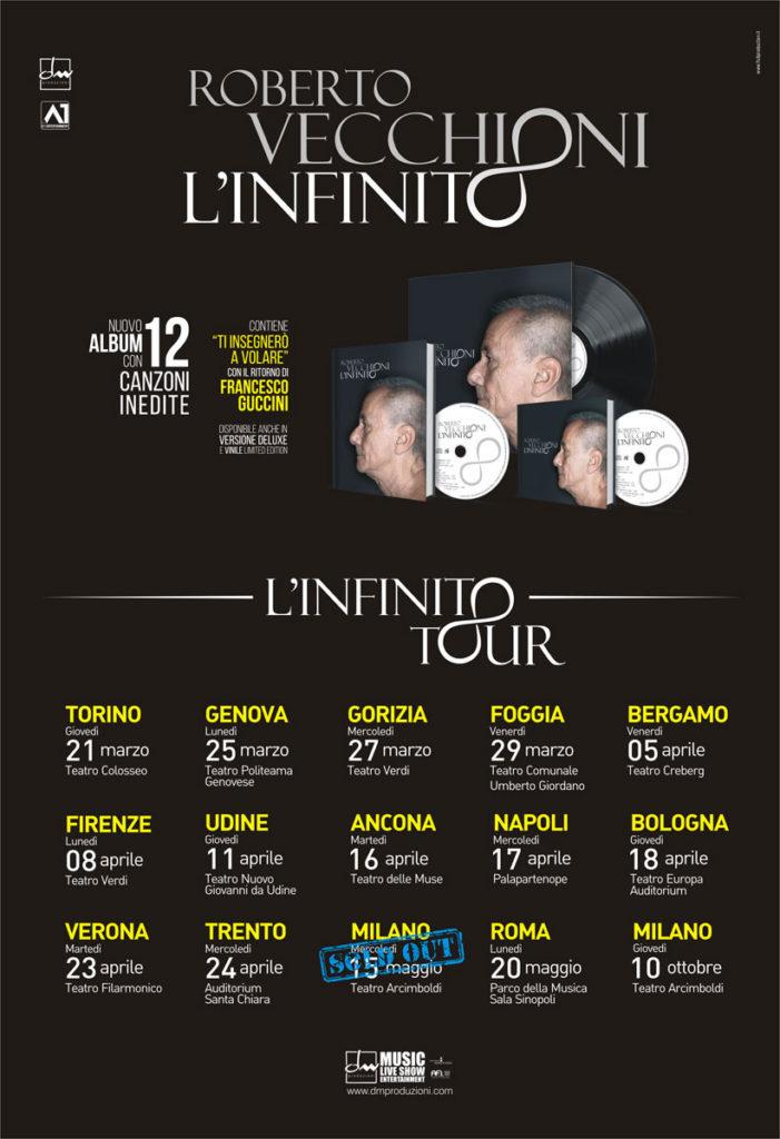 L'Infinito Tour | Roberto Vecchioni