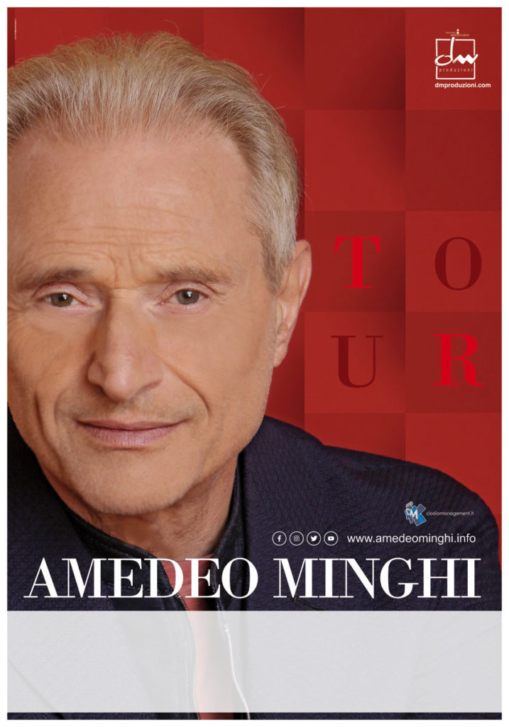 Amedeo Minghi – Tour