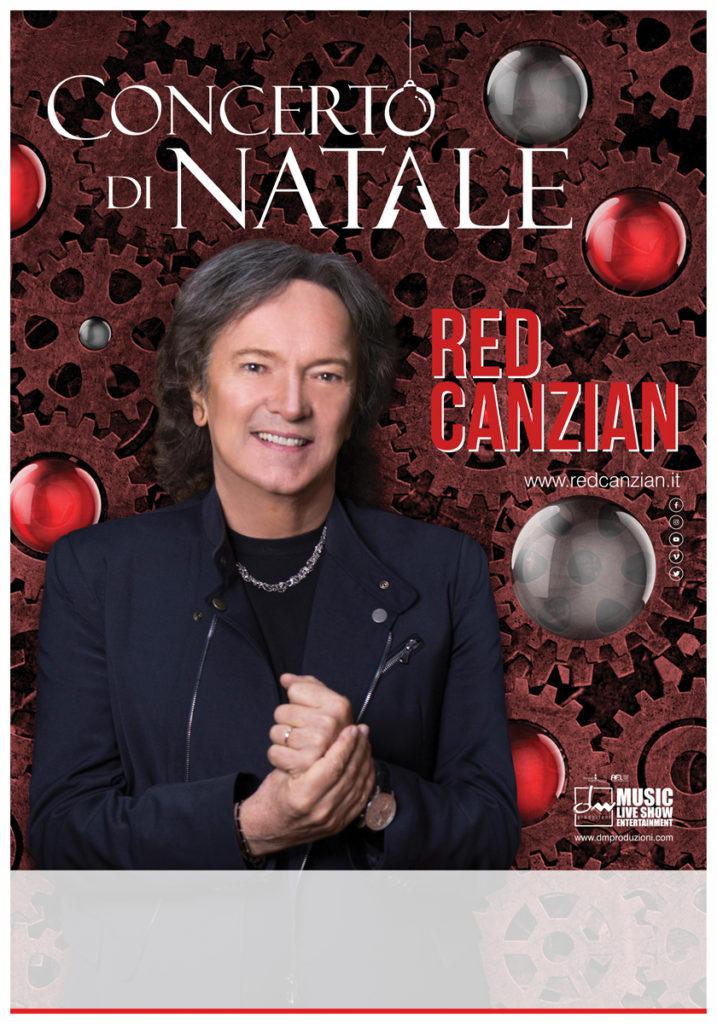 Concerto di Natale – Red Canzian