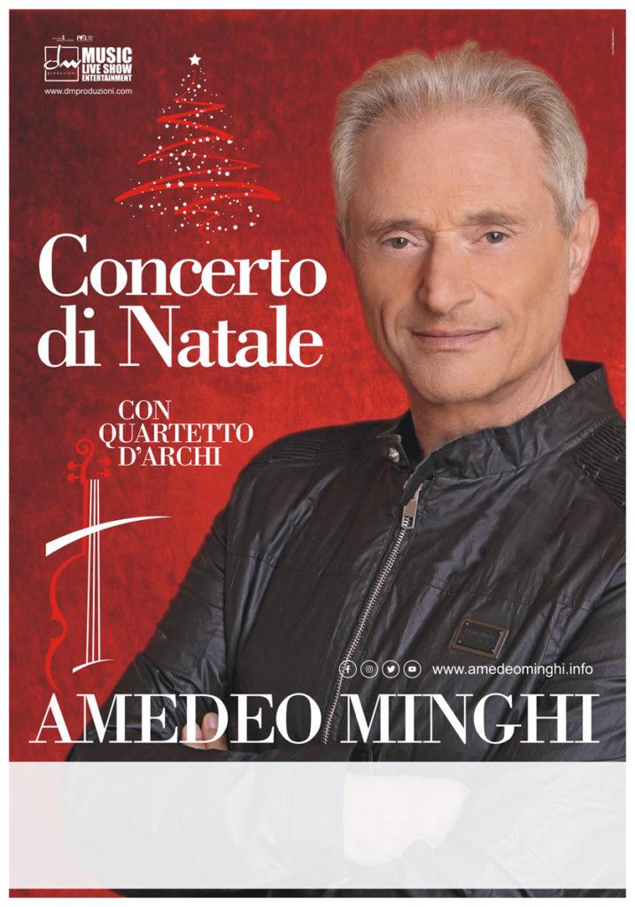 Concerto di Natale – Amedeo Minghi