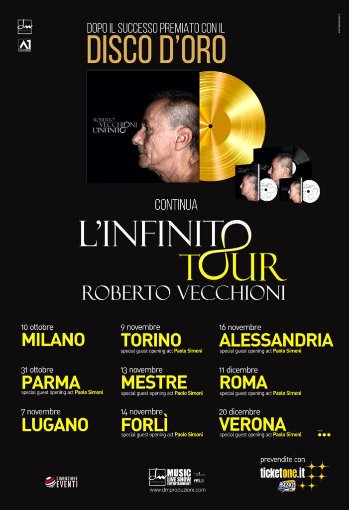 L'Infinito Tour – Roberto Vecchioni
