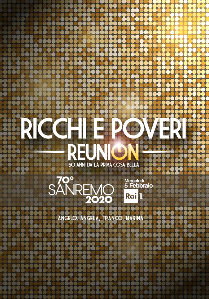 Ricchi e Poveri | REUNION