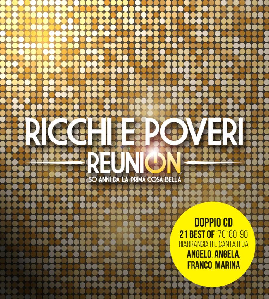 Il nuovo doppio CD dei Ricchi e Poveri