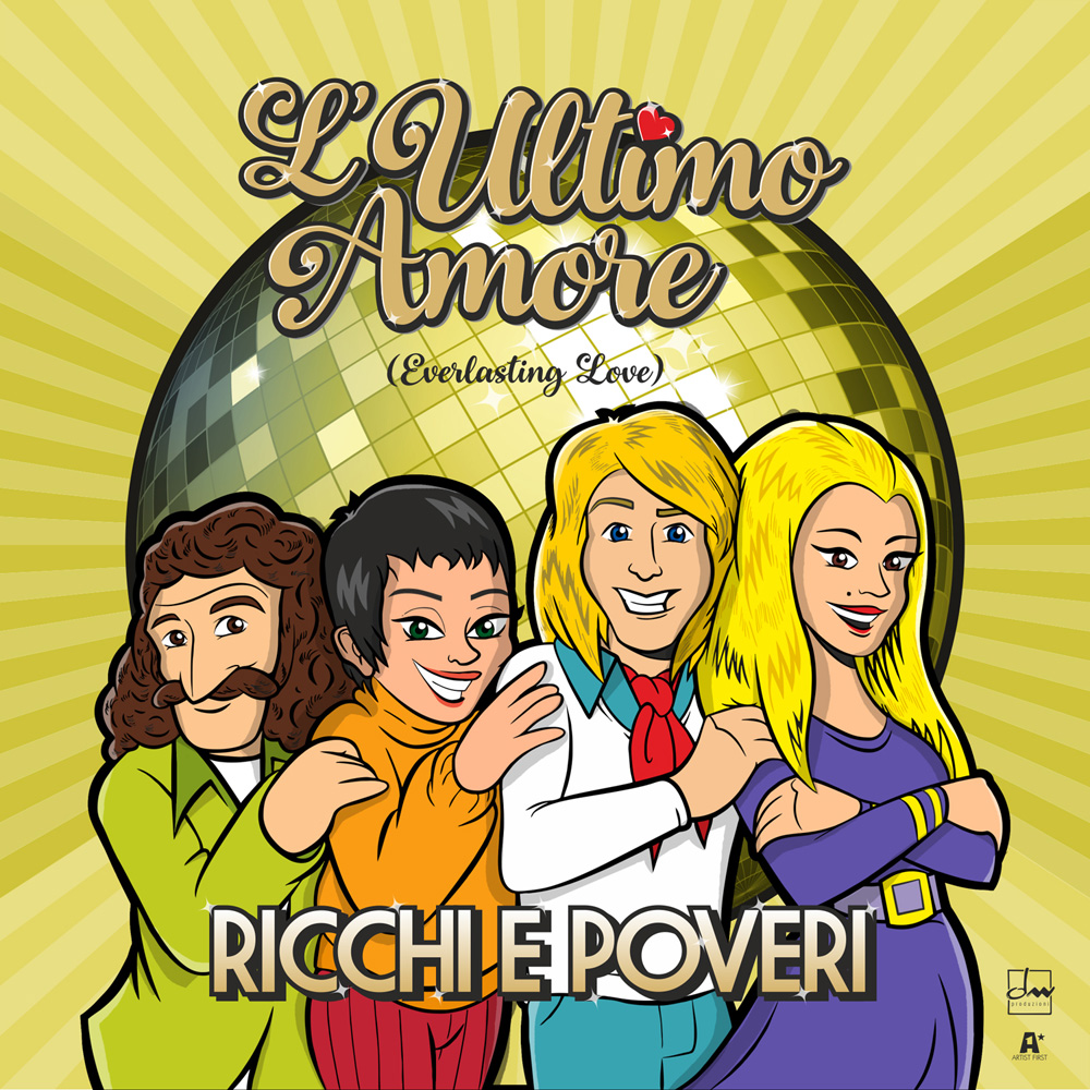 L'Ultimo Amore | Ricchi e Poveri