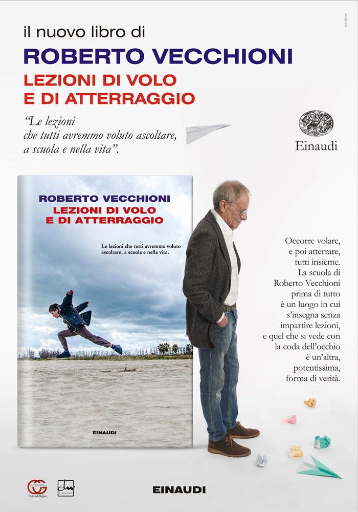 Lezioni di Volo e di Atterraggio | Roberto Vecchioni
