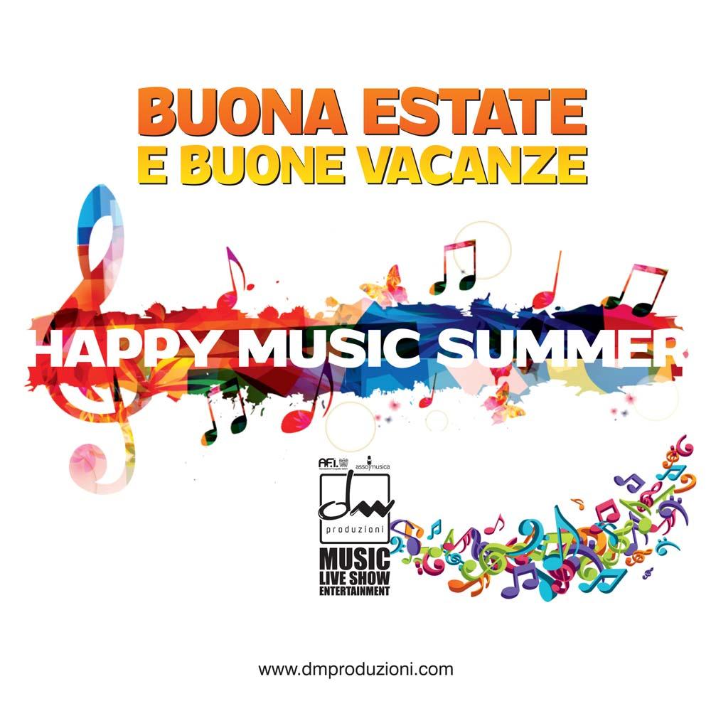 Happy Music Summer